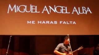 Miguel Angel Alba - Cada Paso Que Daré (Teaser)