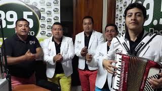 El Grupo Fuego en Radio Policia 89.5 FM Pasto