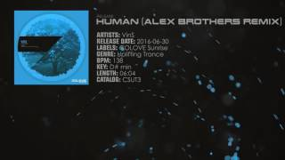 VinS - Human (Alex Brothers Remix)