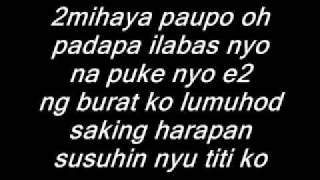 Ignition Tagalog (ON SCREEN LYRICS)