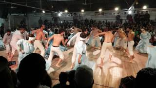 Rodeio do CTG M'Bororé 2017 - União Gaúcha JSLN - Saída