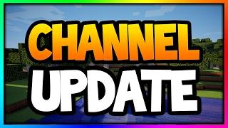 Drewsmc - Channel Update (MustWatch)