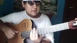 Ay Rosita-Jach'a Mallku Cover Guitarra