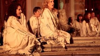Volti di Andrea Arnaboldi immagini Coro Aurora e orchestra estro poetico