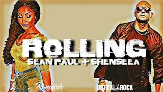 Sean Paul Feat. Shenseea - Rollin' (Official Audio)