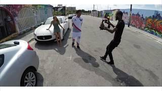 BTS OCHO SNEAK - JUMPING OUT THE JET (VIDEO SHOOT)