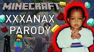 """XXXTENTACION - XXXANAX MINECRAFT PARODY """" XXPICKAXE """""""