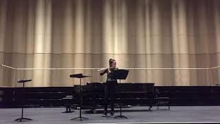 Andersen, Joachim: 24 Etudes for Flute, Op. 15 – No. 3. in G major