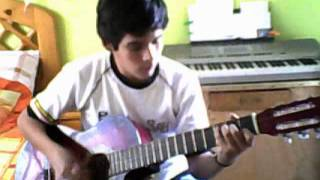 Tú Me Pides Que Te Olvide - Renzo Joseph - Guitarra