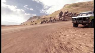 Dirt Rally - Pikes Peak, 'Turbo Lover'