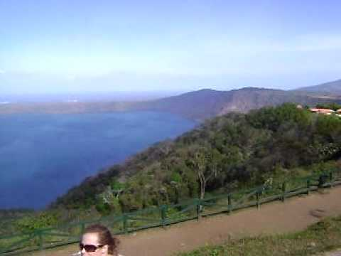 La linda Nicaragua-Laguna de Apoyo