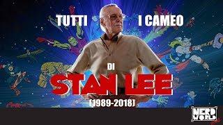 Tutti i cameo di Stan Lee (1989-2018) - Nerd World News