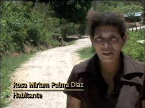 Carretera Cusmapa – Dinamarca en Nicaragua
