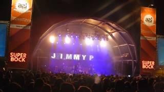 Jimmy P - Faço valer a pena LIVE
