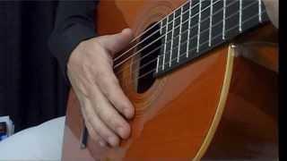 Patrón rítmico nº 7 - Acompañamiento Guitarra Española