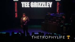 """Tee Grizzley Performs """"First Day Out"""" In NY on ISSA TOUR!"""