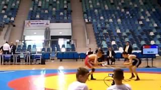 Asan Stefan vs Fieraru Danut (60 kg)