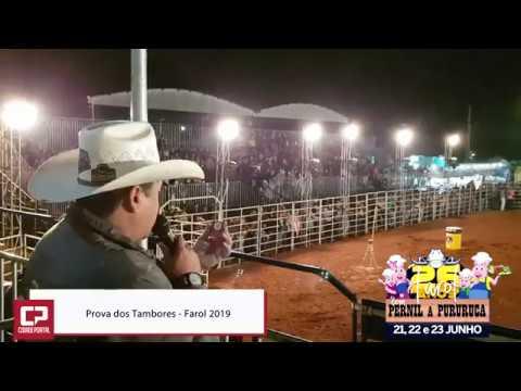 Prova dos Tambores de Farol 2019 - sexta-feira. 21 - Cidade Portal