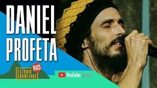 """""""Eu falei com Jah"""" - Daniel Profeta no Estúdio Showlivre no YouTube Space Rio 2017"""