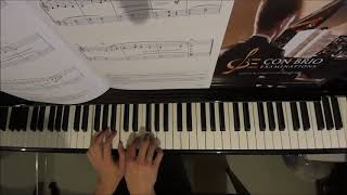 AMEB Piano for Leisure Series 4 Grade 1 No.11 Shore arr. Hodgson In Dreams Lord of the Rings by Alan
