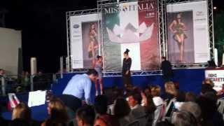 Tour Miss Italia  2013_ ADALGISA ANGLANI & MARIKA CECERE