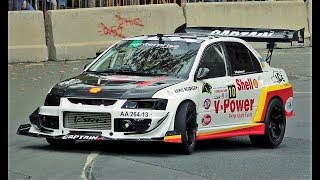 650Hp Mitsubishi Lancer Evo VII Monster || Winner Platres HillClimb 2018