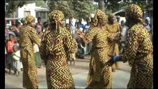 TUFO - N`SOPE - dança tradicional de Moçambique