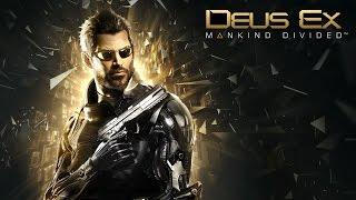 Deus Ex: Mankind Divided - Green Man Gaming