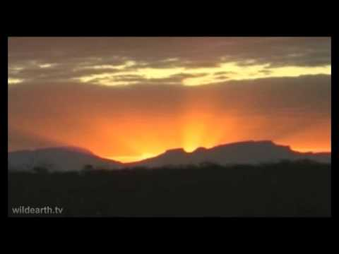 Drakensberg Mountain Sunset