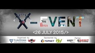 #4STRO TV X-EVENT Reportage