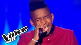 The Voice Kids 2015 | Lisandro - Run to You (Whitney Houston) | Blind Audition