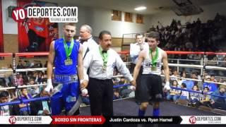 Justin Cardoza vs. Ryan Hamel 2N1D Chicago