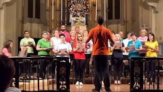 Parrocchia dei Santi Andrea e Agata -Coro Jubilate I WILL FOLLOW HIM (Chariot )