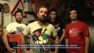 """VIRALATA / """"SALA DE ENSAIO"""" - DIÁRIO DE NOTÍCIAS"""