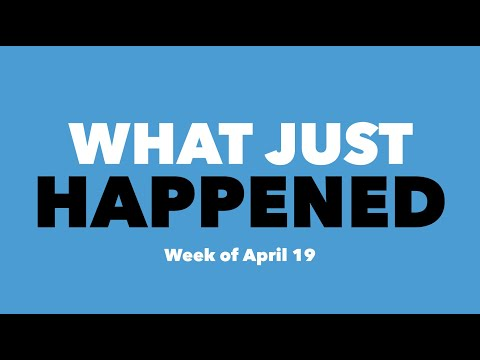 Editor-in-Chief Anna Pogarcic fills you in on the top headlines of the week. Video by Will Melfi.