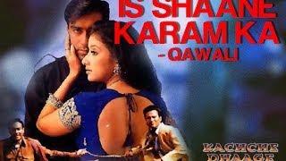 Is Shane Karam Ka (Qawali) - Kachche Dhaage | Ajay Devgn & Saif | Nusrat Fateh Ali Khan