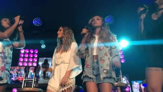 Little mix the end live stream ( perrie cry😭 )
