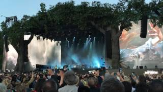 Florence and the Machine- Cosmic Love, LIVE @ BST Festival 2016