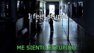 Smell Like Teen Spirit - Thinking Up Anger Feat. Malia J [Letra en Ingles y español]