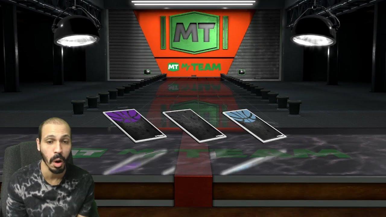 MosBallin - No Auction House Season 4 Premier! 2 Hall of Fame Badges + Ring Chasing in NBA 2K21 MyTeam! NAH #20