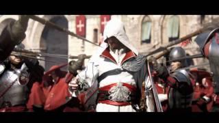 Assassins Creed Brotherhood Trailer (Alternate Music - Requiem for a Tower)