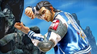 TEKKEN 7 - LEI WULONG Gameplay Trailer @ 1080p (60ᶠᵖˢ) HD ✔