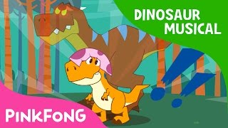 Are You My Mom?   Dinosaur Musical   Pinkfong Songs for Children