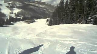 Skiing Beaver Creek, Colorado 2011