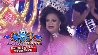 It's Showtime Miss Q & A Grand Finals: Juliana becomes emotional during her final walk