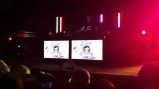 Zomboy live @ The Webster Theatre Hartford CT 5-11-13 2013 HD