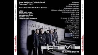 Alphaville 2016 02 06 Tel Aviv Israel 08 Jerusalem