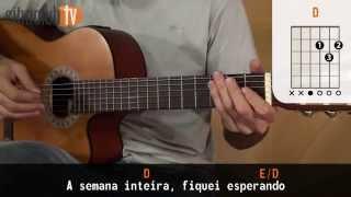 Videoaula Não Quero Dinheiro (Só Quero Amar) (aula de violão simplificada)