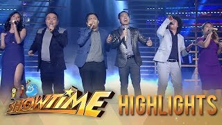The TNT Season 3 grand finalists open the show with their soulful performance | It's Showtime