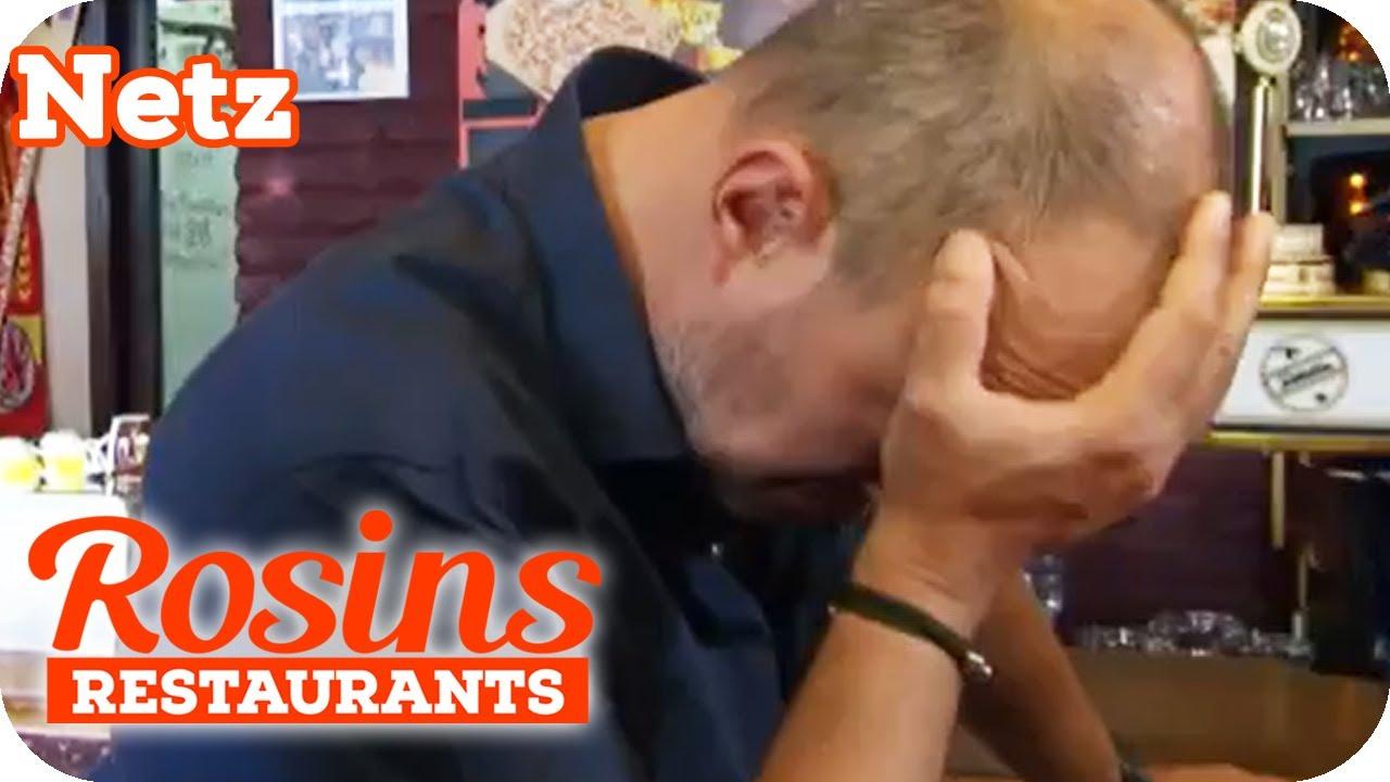 Rosin - Frank entsetzt: Jörg hat wegen Schulden Konzession verloren! | 4/7 | Rosins Restaurants | Kabel Eins